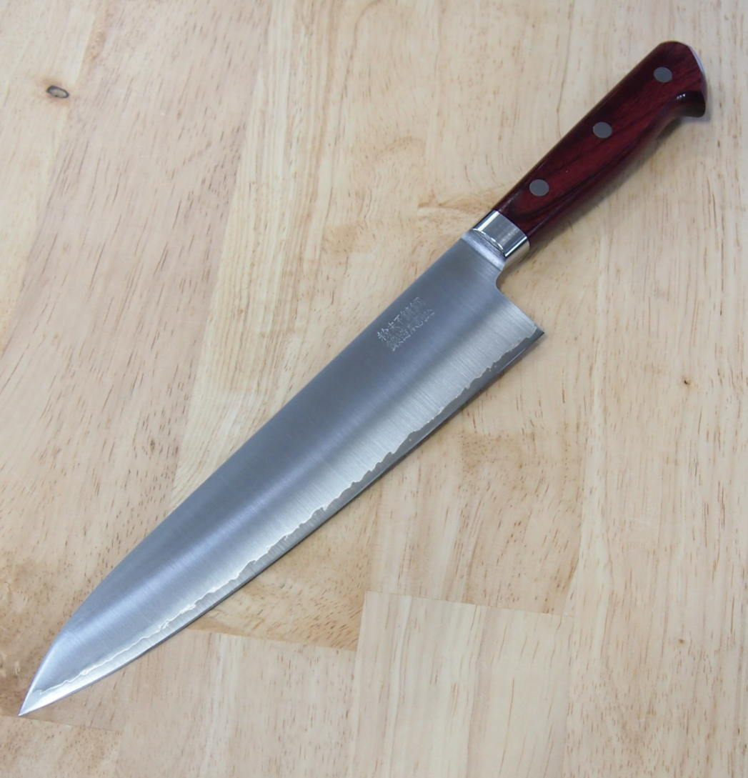 Faca do Chefe Takamura Aço Inox R2 -21cm Japao