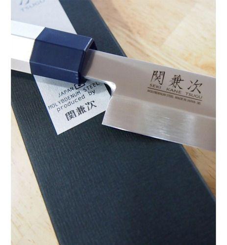 Faca japonesa yanagiba para sashimi Seki kanetsugu Inox  tam:27cm