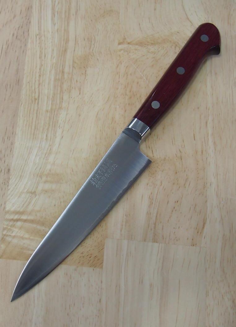 Faca Petty Takamura  Aço Inox R2 - 13cm  Japao