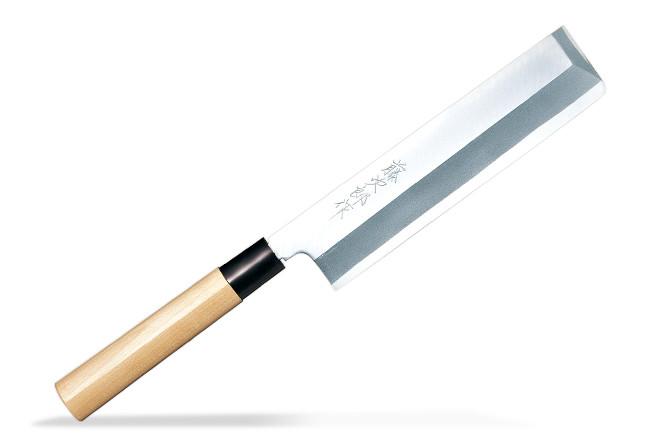 Faca Usuba Tojiro  Carbono Shirogami - 19,5cm F-942 Japao