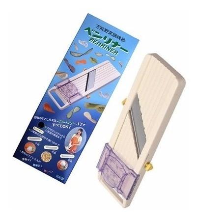 Fatiador mandolim benriner -importado do Japão