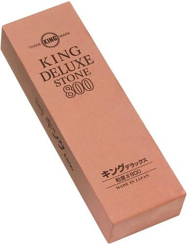 Pedra para  Afiar e Amolar King #800 - Japão