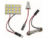 LÂMPADA LED TORPEDO 18 LEDS 5050 - WDC0866