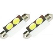 LÂMPADA LED TORPEDO 42MM 2 LEDS - WDC0845