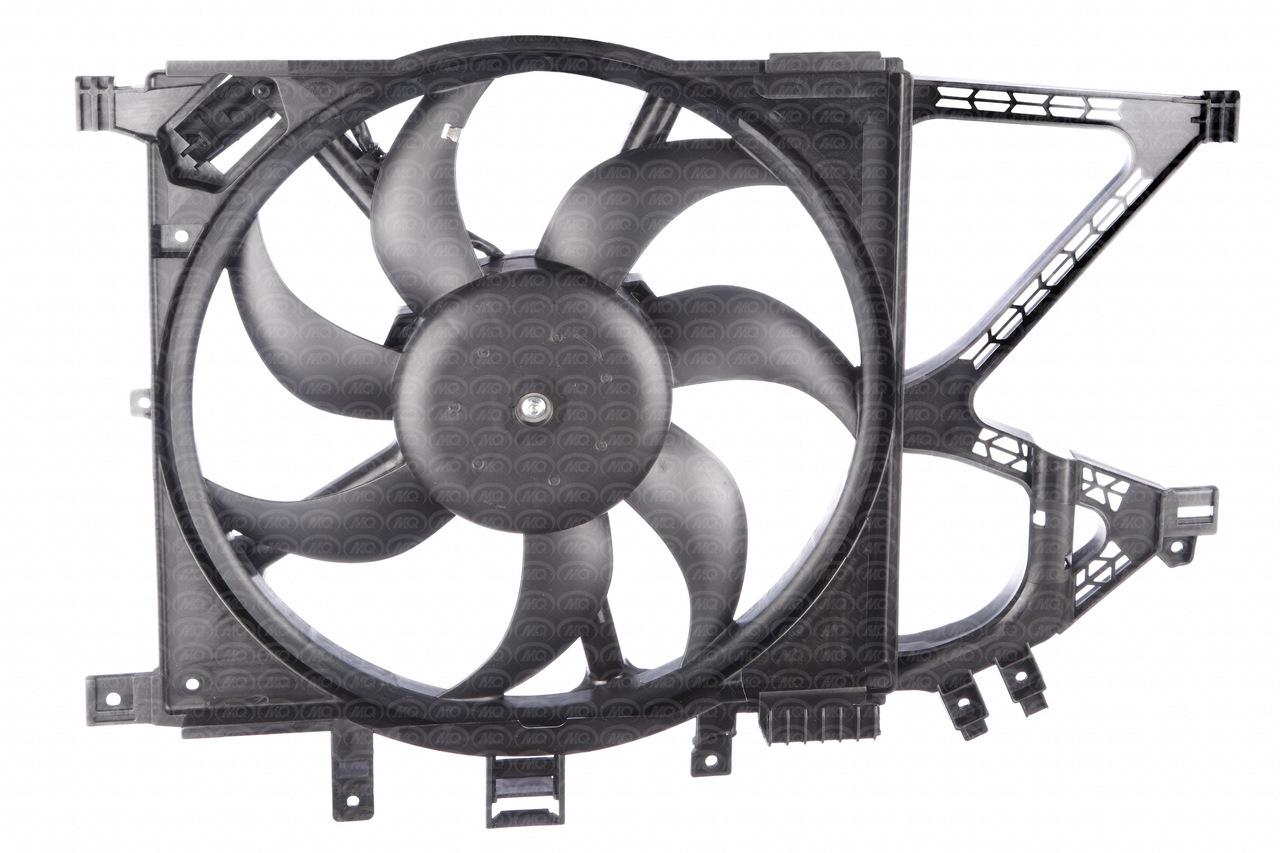 ELETROVENTILADOR/VENTOINHA GM CORSA 2002/2004 - MQ0802