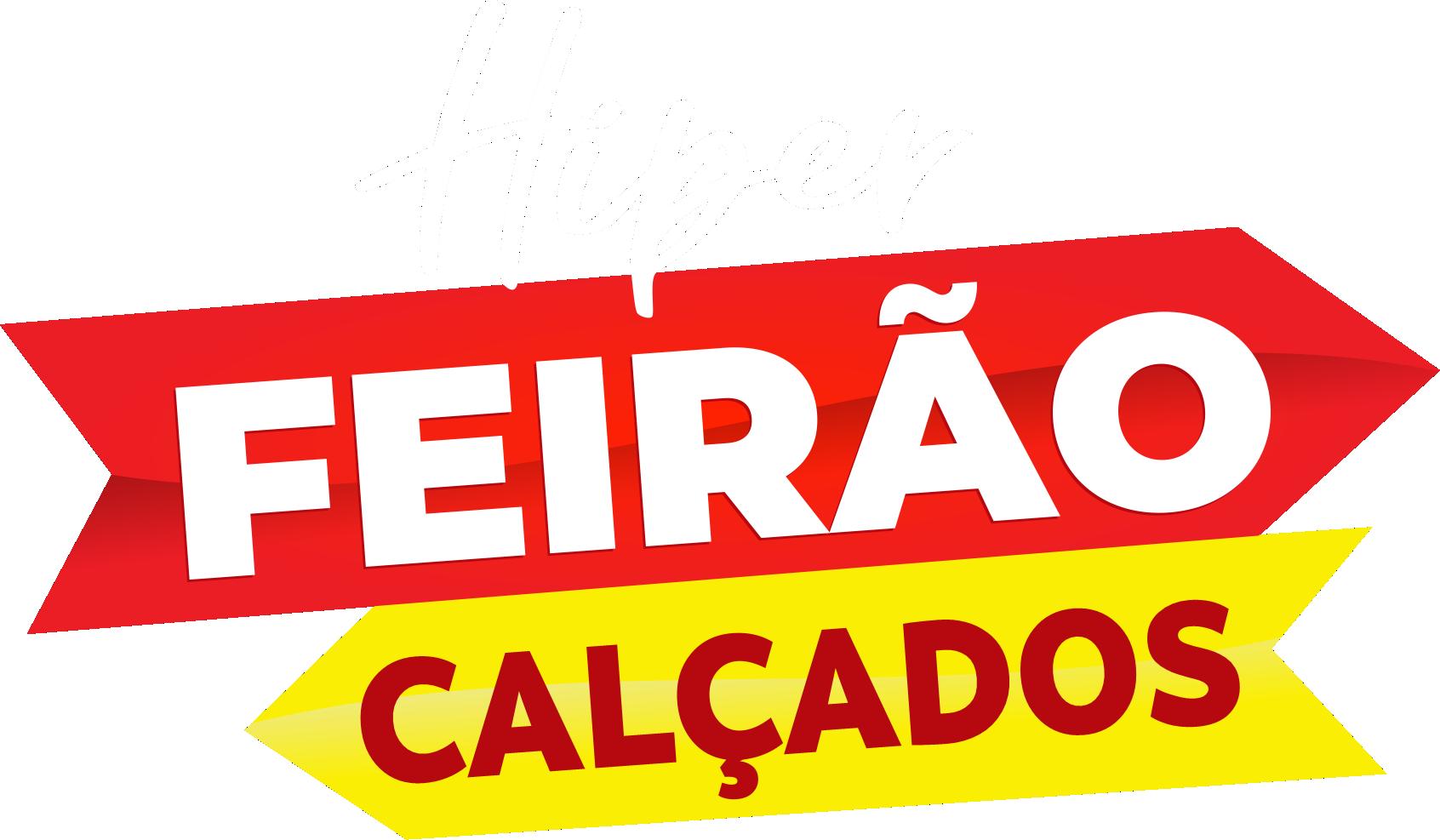 Hiper Feirao Calcados