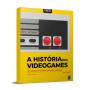 Livro A História dos Videogames - Volume 1