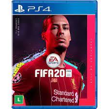 Fifa 20 Edição dos Campeões mídia física (PS4)