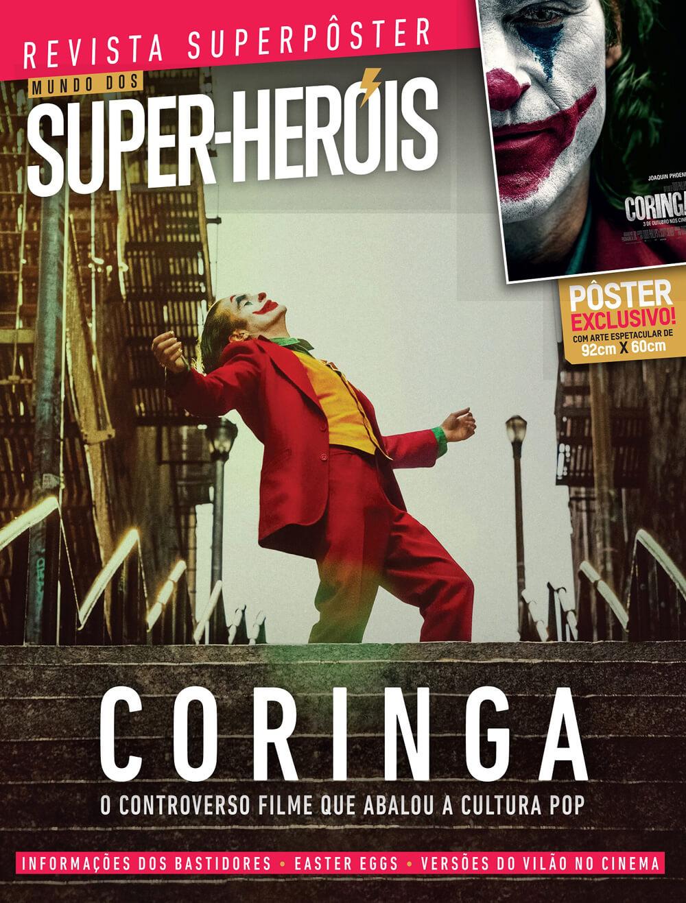 Revista Superpôster - Coringa