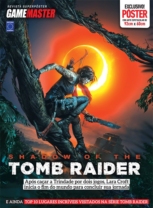 Revista Superpôster - Shadow of the Tomb Raider