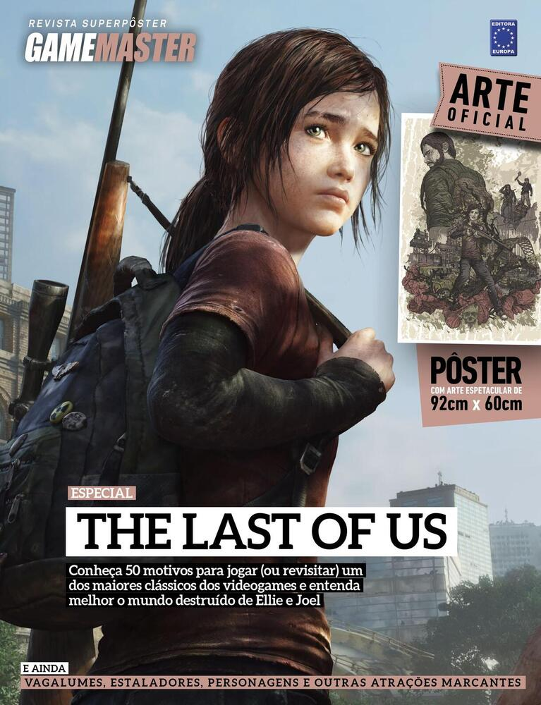 Revista Superpôster - The Last Of Us