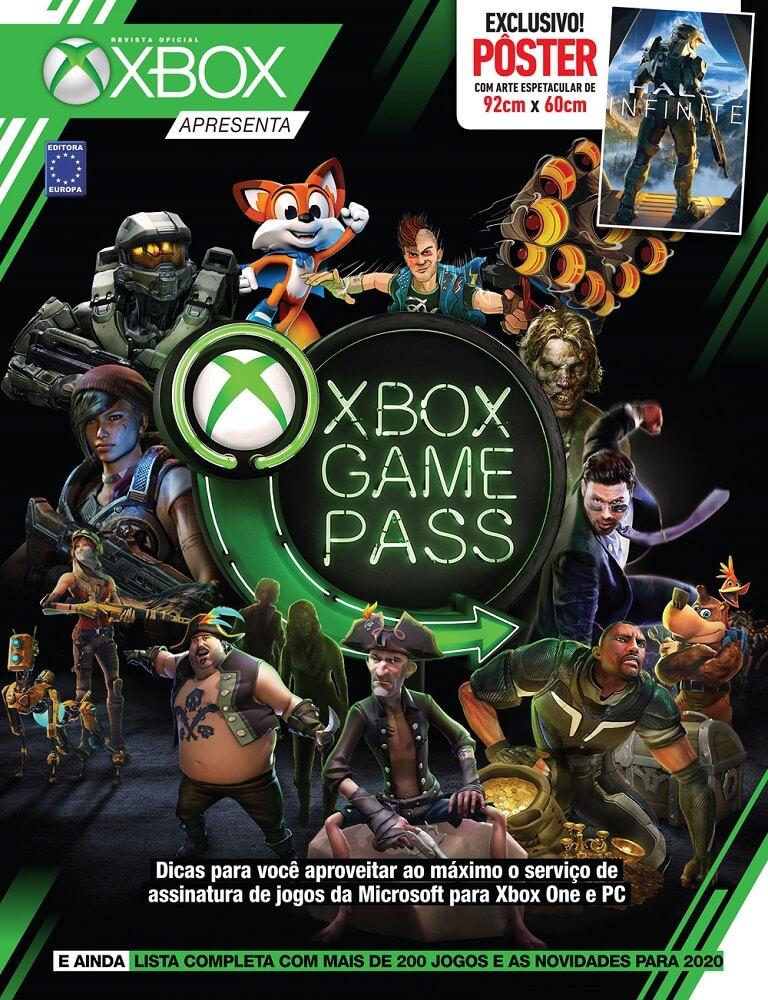Revista Superpôster - Xbox Game Pass