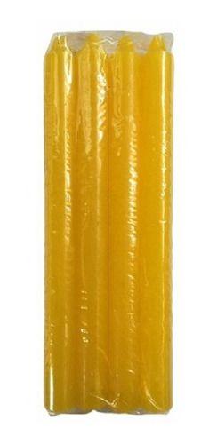 Vela Palito 18cm caixa c/ 12 Maços