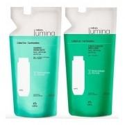 Kit Refil Shampoo e Condicionador Lumina Cabelos Cacheados - Natura