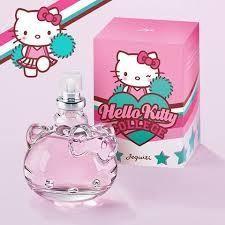 Deo Colônia Hello Kitty College 25 ml - Jequiti
