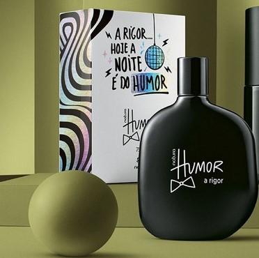 Deo Colônia Humor a Rigor 75 ml - Natura