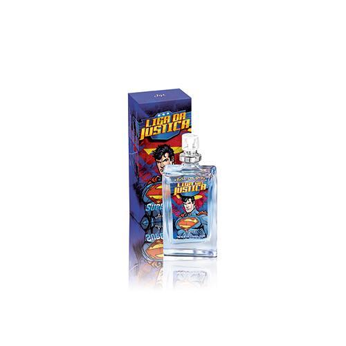 Deo Colônia Liga da Justiça Superman 25 ml - Jequiti