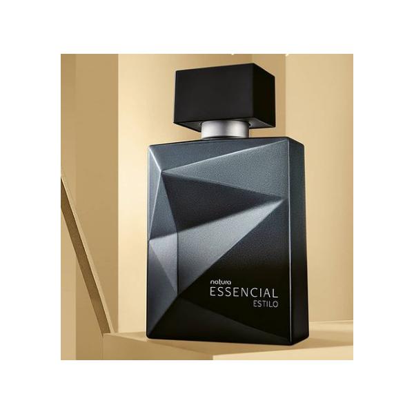 Deo Parfum Essencal Estilo Masculino 100 ml - Natura