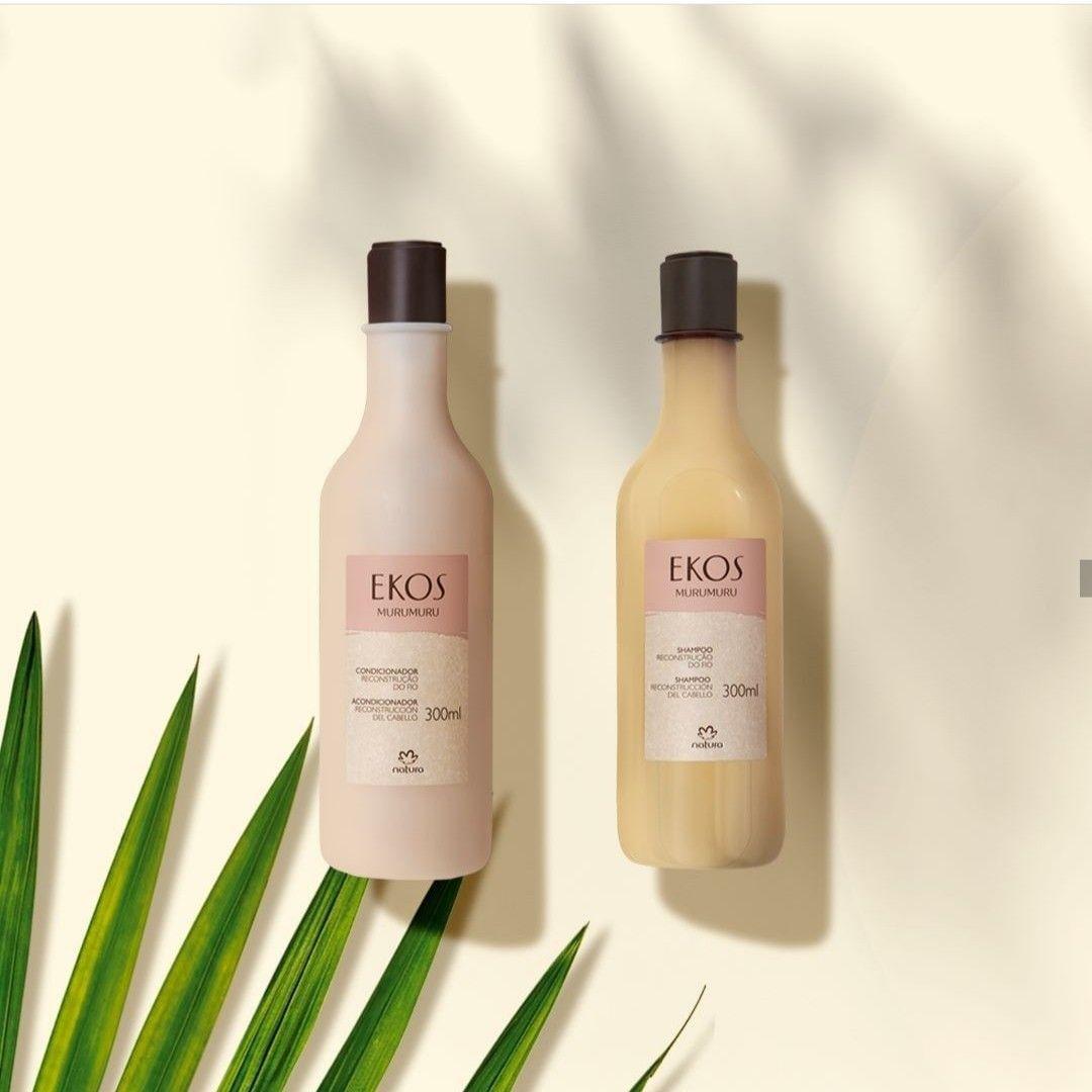 Kit Shampoo e Condicionador Ekos Murumuru - Natura