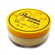 Pó Banana Carmem - Doralice