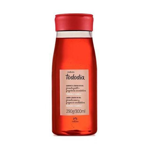 Sabonete Líquido Tododia 300 ml - Natura