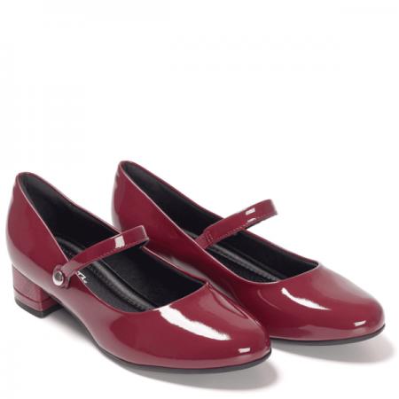 Scarpin boneca 140125 Rubi (vermelho)