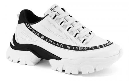 Tenis Sneaker Chunk Ramarim 2184207-0010 BRANCO