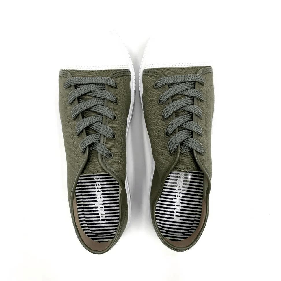 Moleca Tênis Conforto 5699.102 verde militar