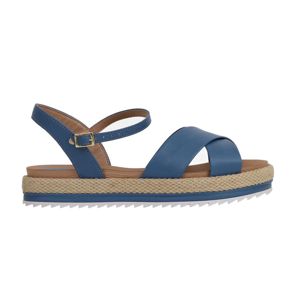 Sandália Beira Rio 8354.826 Jeans