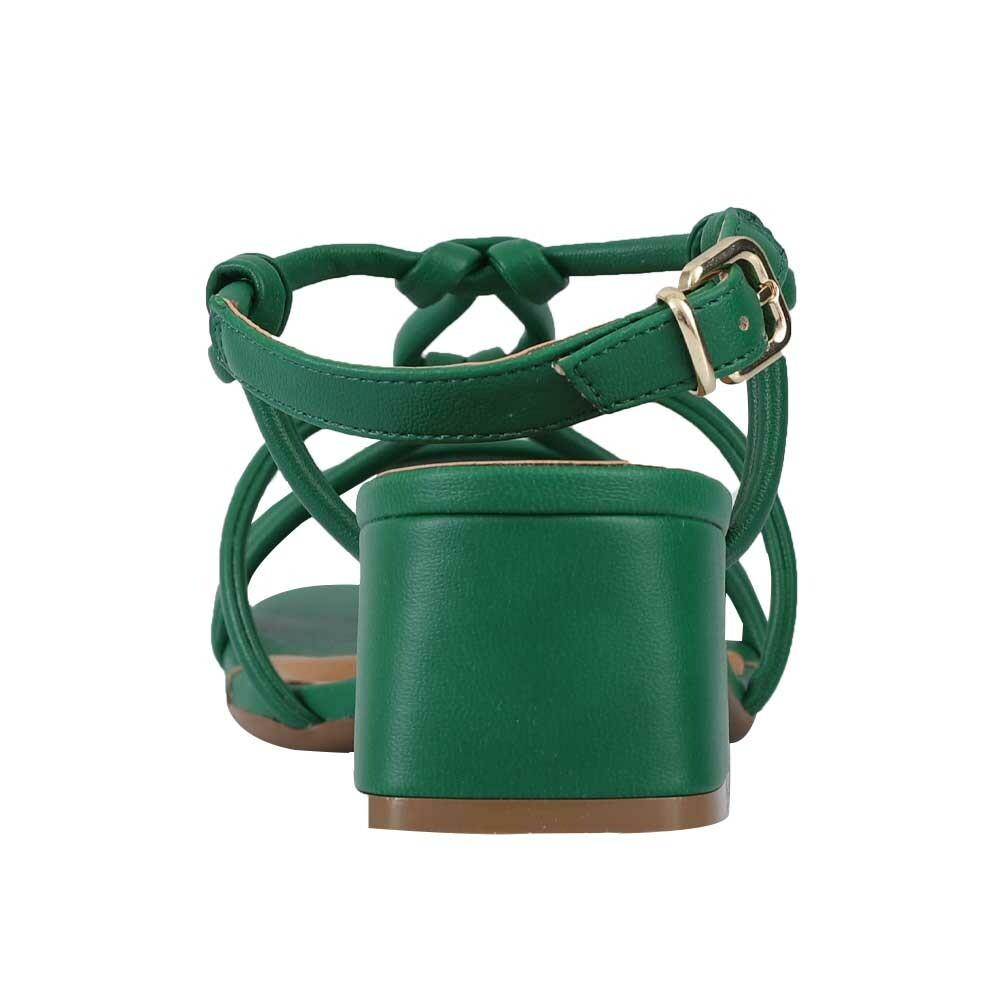 Sandália Estilo dos Pés 5221-284 Verde