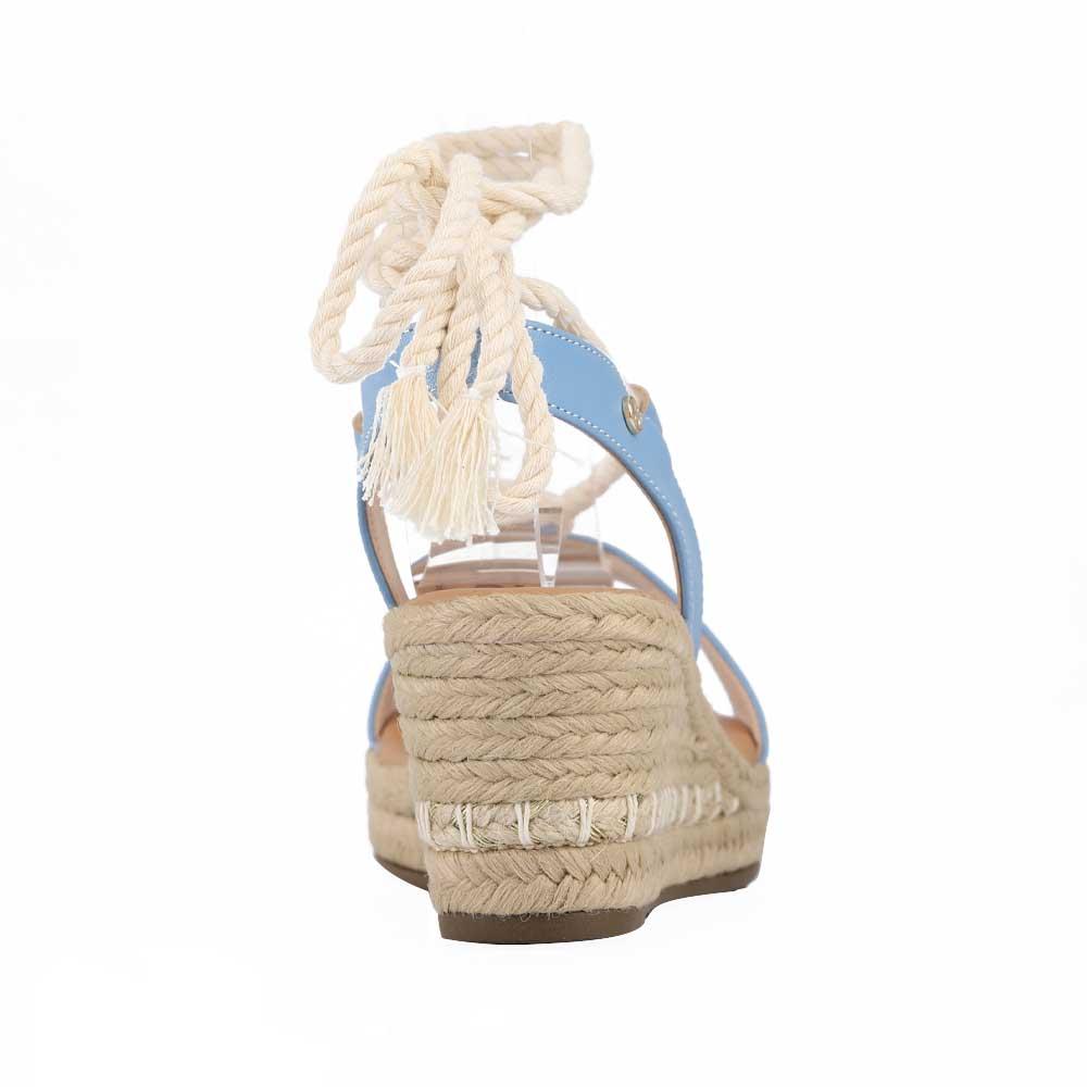 Sandália Estilo dos Pés T4821-265 Azul
