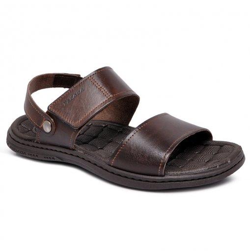 Sandalia Pegada Couro 131286-02