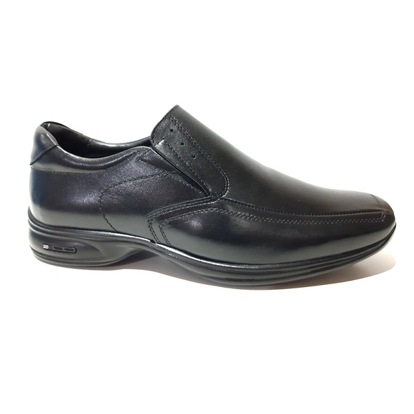 Sapato Social Jota Pé 3D Preto