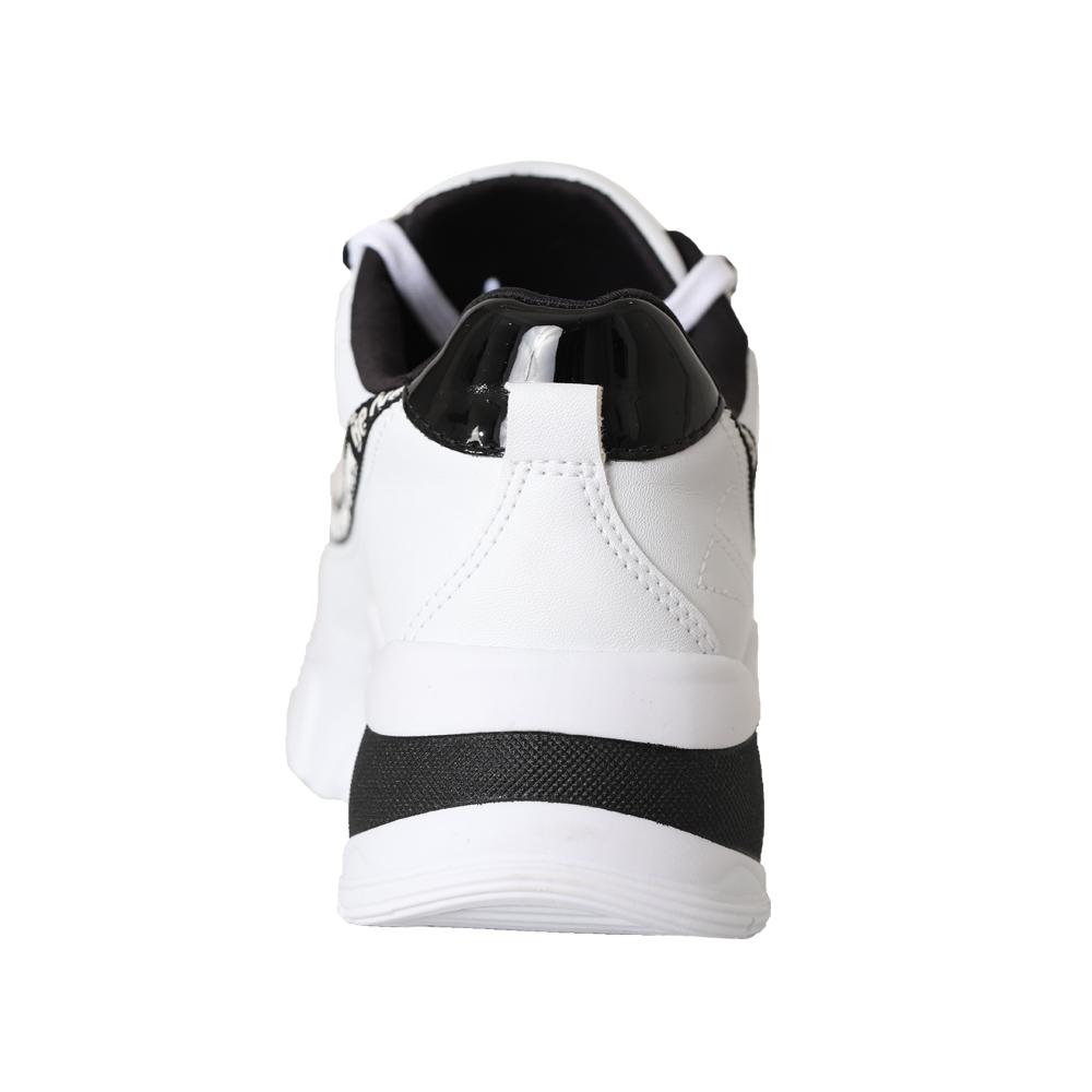 Tênis Ramarim Dad Sneaker Chunky Branco/Preto