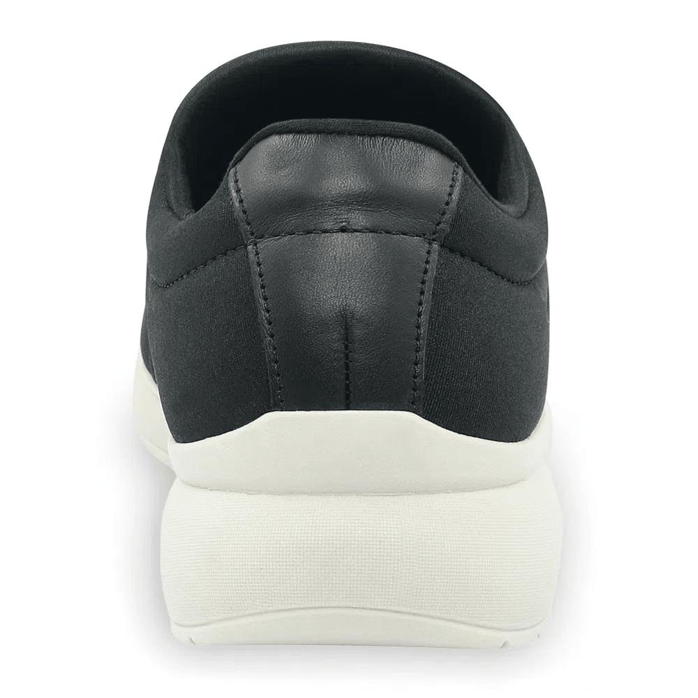 Tênis Usaflex elastano preto