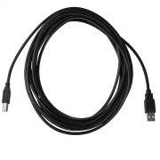 CABO USB PARA IMPRESSORA 2.0 AM X BM 5M PC-USB5001 PLUSCABLE