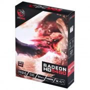 Placa de Vídeo PCYes AMD Radeon HD5450 1GB, DDR3 - PJ54506401D3LP