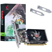 Placa de Vídeo PCYes NVIDIA GeForce GT 710 1GB, DDR3 - PA710GT6401D3LP