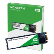 SSD WD GREEN M2 2280 240  GB