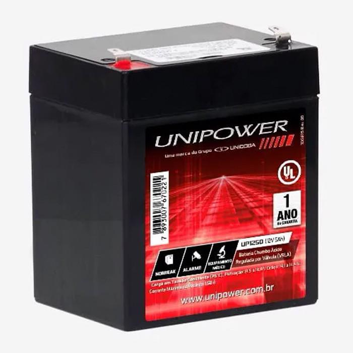 BAT UNIPOWER 12V 5,0AH (UP1250)O