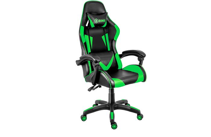 Cadeira Gamer XZone CGR-01 Premiun Verde