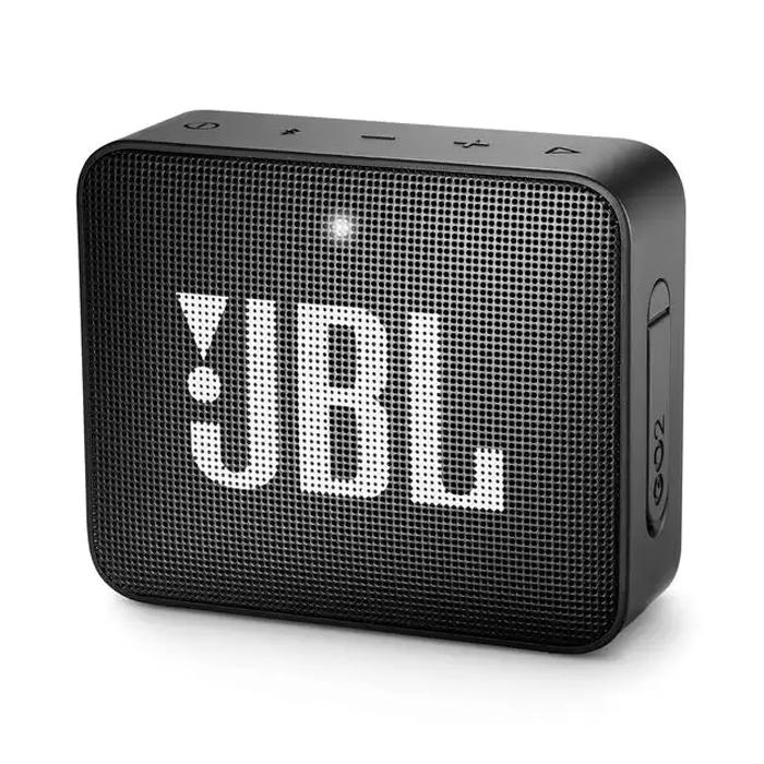 Caixa de Som Portátil Bluetooth JBL GO 2  IPX7 Black