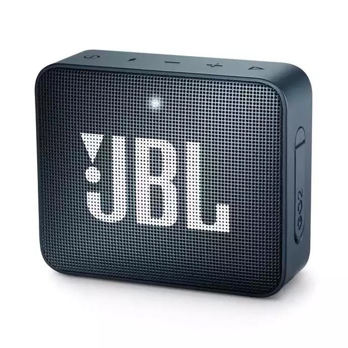 Caixa de Som Portátil Bluetooth JBL GO 2  IPX7 Navy