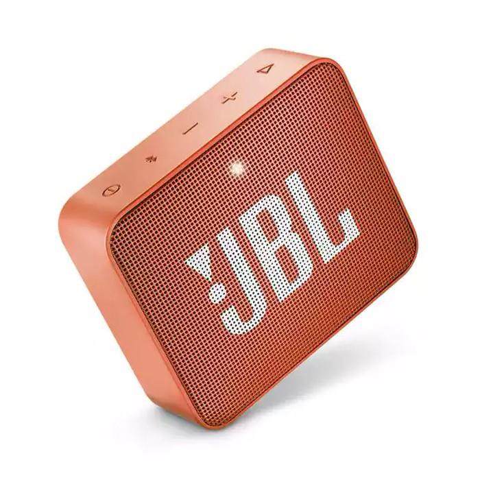 Caixa de Som Portátil Bluetooth JBL GO 2  IPX7 Orange