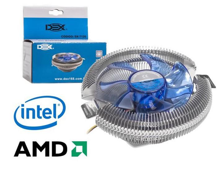 Cooler para processador Intel/amd GV COL.60