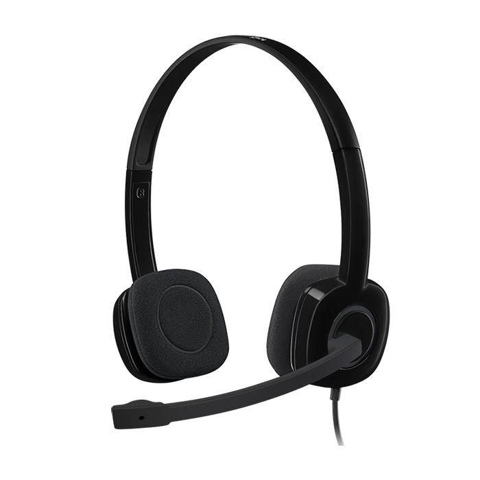 Headset Logitech H151 Stereo