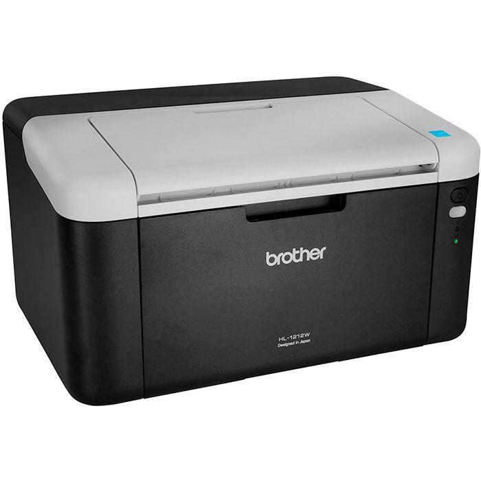 Impressora Laser Monocromática Brother HL-1212w (Wifi)