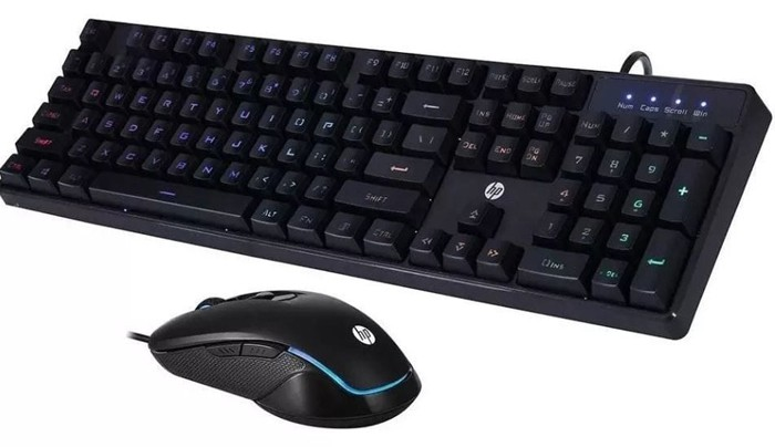 KIT Teclado+Mouse Usb Gaming Memb KM200 PTO