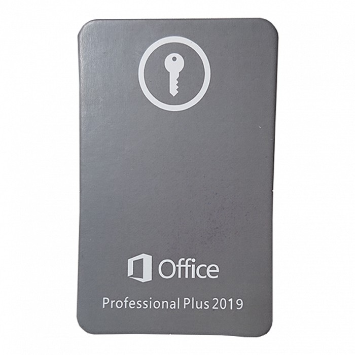 Licenca de Uso Office 2019 Professional plus