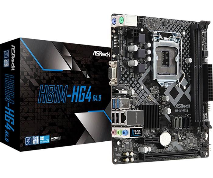 M.board asroc H81M-HG4 LGA1150 DDR3